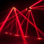 AFX Spider Light Effect 9 Beam FX