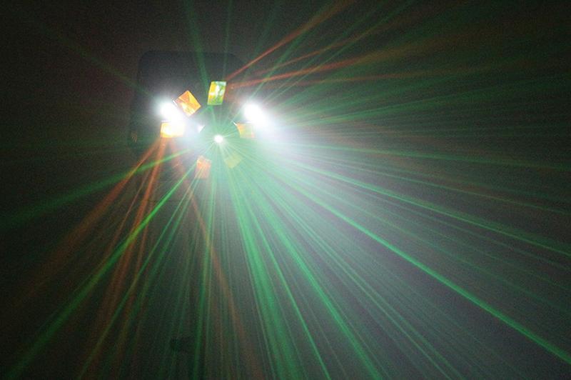 afx lighting led. afx light combo-led 5 x 3 watt red, green, blue, white \u0026 amber with twinkle laser afx lighting led
