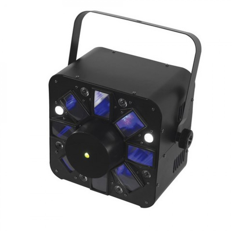AFX Light Combo LED 5 X 3 Watt Red Green Blue White Amber With Twink