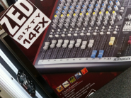Allen and Heath ZED60 14FX Mixer