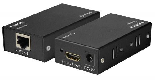 AV:Link 4K HDMI Extender Over Single Network Cable Kit (60m)