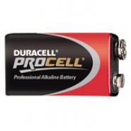 Duracell Procell 9 volt Block Battery