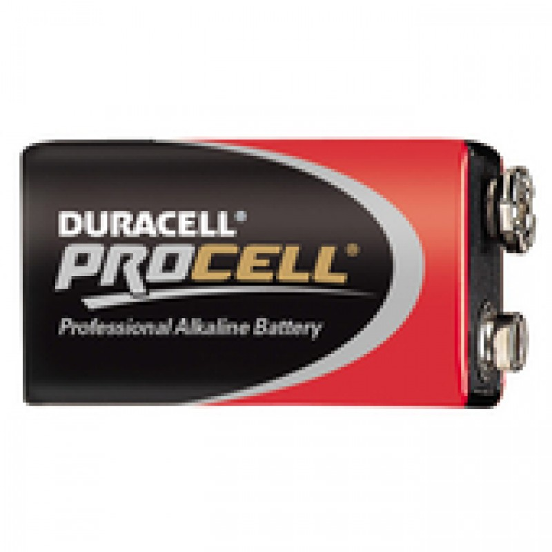 duracell procell 9 volt block battery. Black Bedroom Furniture Sets. Home Design Ideas