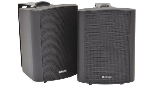 """Adastra 5.25"""" Active Stereo Speaker Set 2 x 30W RMS"""