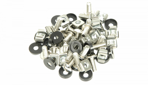 Adastra Rack Fixing Kit, screw and captive cage nuts
