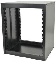 Adastra 6 Unit 435mm Metal Rack Cabinet