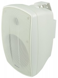 "Adastra BHV Series IP44 Background Speaker 8"" driver, 100V, White"