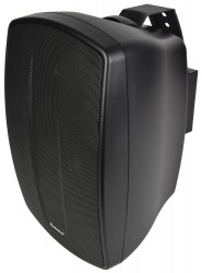 "Adastra BHV Series IP44 Background Speaker 6"" driver, 100V, Black"