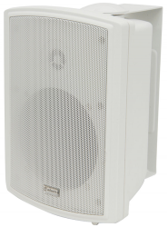 Adastra FS Series high performance background speaker, WHITE
