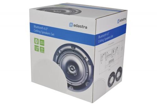 "Adastra Blue Tooth Ceiling Speaker with directional tweeter Ø 6.5"""