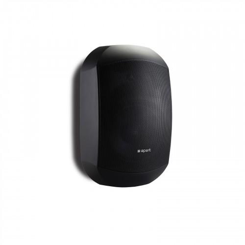 "Apart Mask 6CT-BL 6.5"" design two-way loudspeaker black with Clickmount system BLACK"
