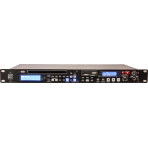 BST CDU-200R CD, FM Radio, USB, SD, RECORDER