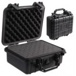 Black Water Resistant Case, Foam Insert 569 x 425 x 215mm