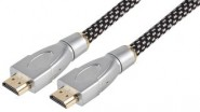 Pulse  HDMI male to male, gold contacts, Cable 5 Metres