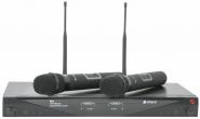 Chord RU2 Dual Handheld Radio Microphone