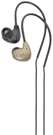 Citronic Dual Drive In-Ear Monitor Headphones BRONZE