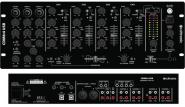 "Citronic CDM8:4 USB 14 Input 19"" rack DJ mixer"