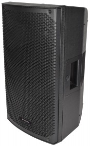 "Citronic CAB Series Active Cabinets With BT Link, 15"" 1400 Watts Peak, 134dB"