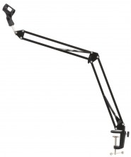 Citronic Studio Swivel Microphone Boom Arm