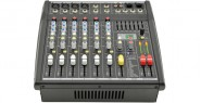 Citronic CSP 408 Series Compact Powered Mixers with DSP