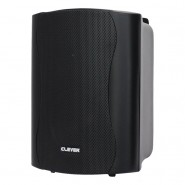 "Clever Acoustics BGS50 6.5"" Black 8ohm (pair)"