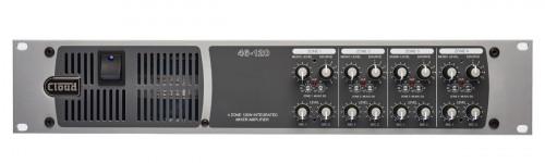 Cloud 4 Zone Integrated Mixer Amplifier 46-120