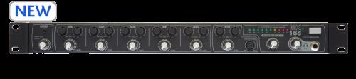 Cloud MX155-1U Mixer, 7 Channels