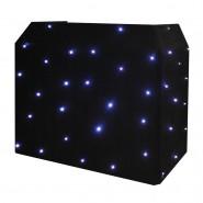 Equinox DJ Booth LED Starcloth,