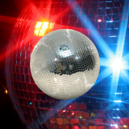 "Equinox 1 Metre (40"") Mirror Ball"