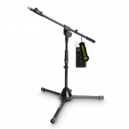 Gravity MS 4212 B Short Microphone Telescopic Boom Stand