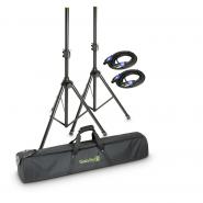 Gravity SS 5211 B SET 2 Speaker Stand Set