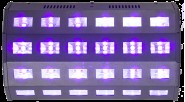 Ibiza UV LED LIGHT EFFECT 24 X 3W Ultra Violet Effect