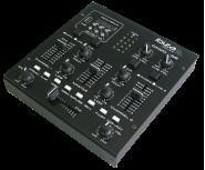 Ibiza DJM 2000 USB effect mixer