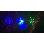 IBIZA 360mw Red, Green, Blue 6 output, 24 pattern LASER