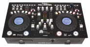 Ibiza FULL-STATION Professional Twin CD/USB/SD Mixing Console