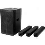 Ibiza CSX Column Array Speaker 400w