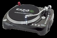 Ibiza Freevinyl Turntable with USB/SD Recorder