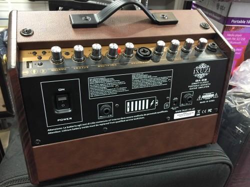 Izuzi GA- 25 Portable sound system