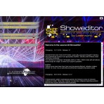 Laserworld ShowNet Inc Show Editor Software