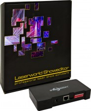 Laserworld ShowNet Inc Show Editor Software