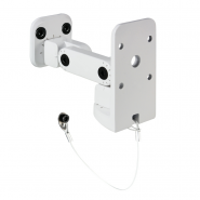 LD Systems SAT WMB 10W Wall Mount for Speakers White