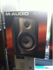 M-Audio BX5 Carbon Active Studio Monitor (price per pair)