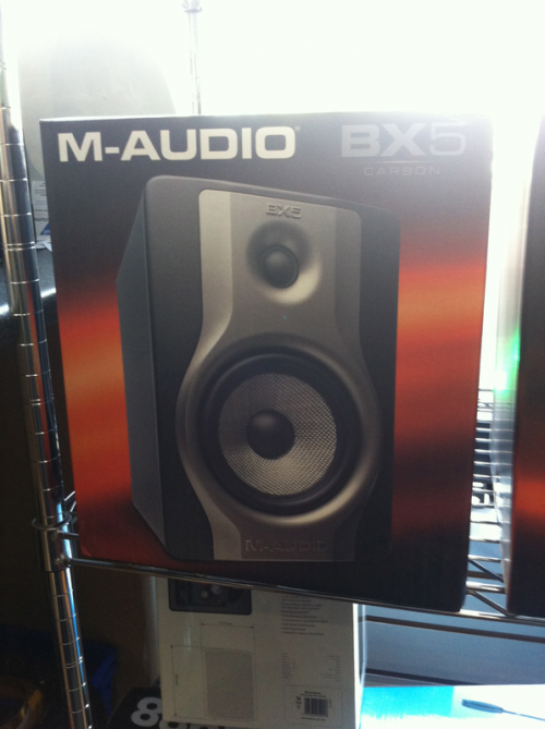 m audio bx5 carbon active studio monitor price per pair. Black Bedroom Furniture Sets. Home Design Ideas