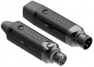 NUX Snap On Wireless Microphone System 2,4GHz