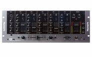 Numark C3 USB 5 Channel Mobile DJ Rack Mixer with USB I/O