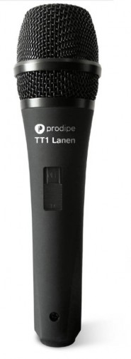Prodipe PRO-TT1 Switched Dynamic Microphone