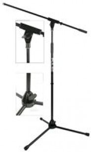 Pulse Microphone Stand With Boom