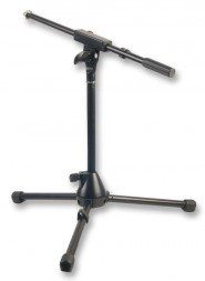 Pulse Short Microphone Stand With Boom