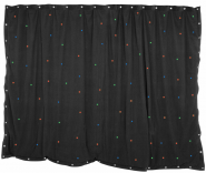 QTX 36 LED RGB Star Cloth 1 X 2 Metre