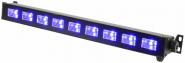 QTX Ultraviolet LED Bar 9 x 3 Watt